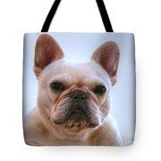 French Bulldog Seriously Tote Bag