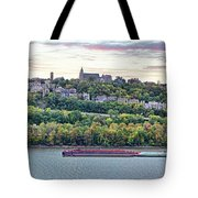 Mt Adams Cincinnati 9919 Tote Bag