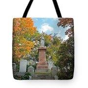 Mt Auburn Cemetery 1 Tote Bag
