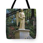 Mt Auburn Cemetery 3 Tote Bag