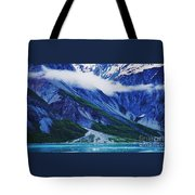 Mt. Barnard Shoreline 4 Tote Bag