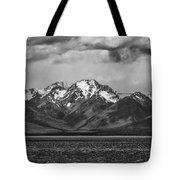 Mt. Cook Tote Bag