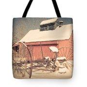 Mt. Cube Farm Old Sugar Shack Tote Bag
