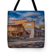Mt Gardner Inn And Fly Shop Tote Bag