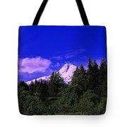 Mt Hood  Tote Bag