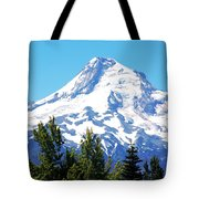 Mt. Hood Oregon Tote Bag