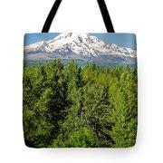 Mt. Hood Vertical Tote Bag