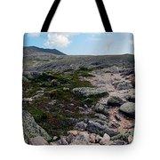 Mt Katahdin Appalachian Trail Tote Bag
