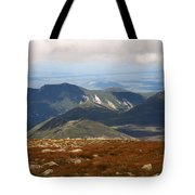 Mt. Katahdin Tablelands Tote Bag