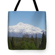 Mt. Mckinley 1 Tote Bag