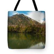 Mt. Mitsudake Tote Bag