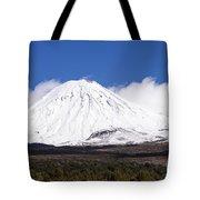 Mt. Ngauruhoe Tote Bag