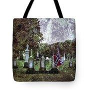 Mt Olivet Rebel Tote Bag