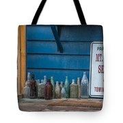 Mt Pleasant Seafood Tote Bag