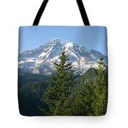 Mt. Rainier In Summer Tote Bag