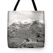 Mt St Helen's Tote Bag