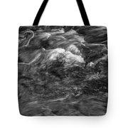Mtn Stream Bw3 Tote Bag