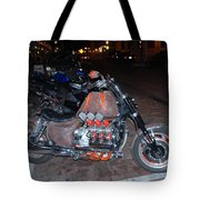 Mtr.cycle Tote Bag