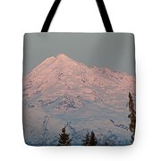 Mt.redoubt Tote Bag