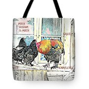 Much Wisdom Is Much Grief And Knowledge Is Sorrow  Tote Bag