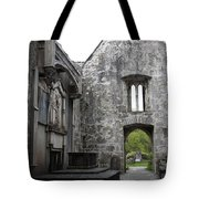 Muckrooss Abbey Ruin Tote Bag