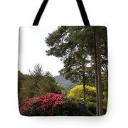 Muckross Garden In Spring Tote Bag