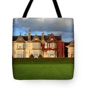 Muckross House - Killarney Tote Bag