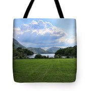 Muckross Lake 7633 Tote Bag