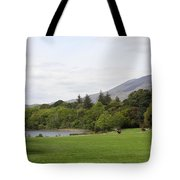 Muckross Lake And Garden Tote Bag