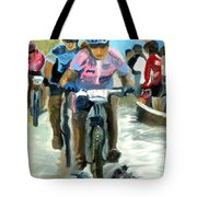 Mud Slingers Tote Bag