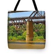 Muddy Mississippi Tote Bag
