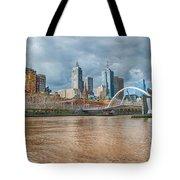 Muddy River Tote Bag