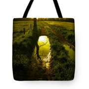 Mudhole Mirror Tote Bag