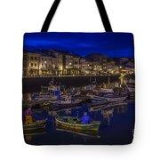 Mugardos Port Galicia Spain Tote Bag