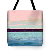 Mukilteo Clinton Ferry Panel 1 Of 3 Tote Bag