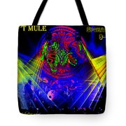 Mule #14 Enhanced Image With Text Tote Bag