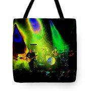 Mule #7 Enhanced Image In Cosmicolor Tote Bag