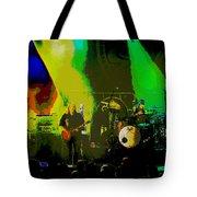 Mule #8 Psychedically Enhanced Image Tote Bag