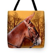 Mule Days - Westmoreland Tn  9-28-13 Tote Bag
