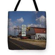 Mule Trading Post Tote Bag