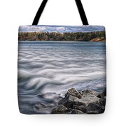 Mulholland Point Lighthouse Tote Bag