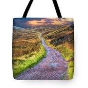 Mull Of Kintyre Tote Bag