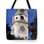 Mullersches Volksbad Munich Germany - A 19th Century Spa Tote Bag