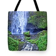 Mulnomah Falls Tote Bag
