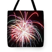 4th Of July Fireworks 8 Tote Bag