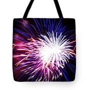 4th Of July Fireworks 15  Tote Bag