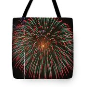 4th Of July Fireworks 16 Tote Bag