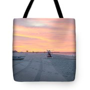 Multi Color Skies - Cape May New Jersey Tote Bag