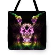 Multi Coloured Gremlin Tote Bag