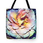 Multicolor Rose Photoart Tote Bag